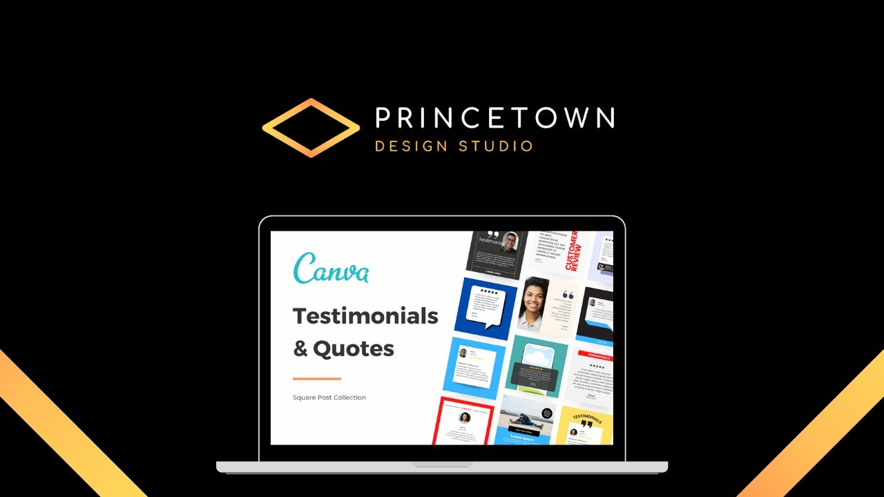 AppSumo Deal for Canva Template – Testimonials & Quotes