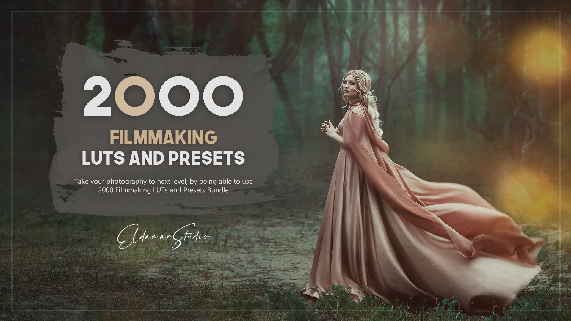 AppSumo Deal for 2000 Filmmaking LUTs and Presets Bundle