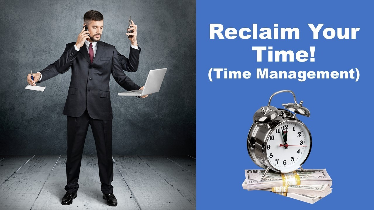 AppSumo Deal for Reclaim Your Time - Time Management