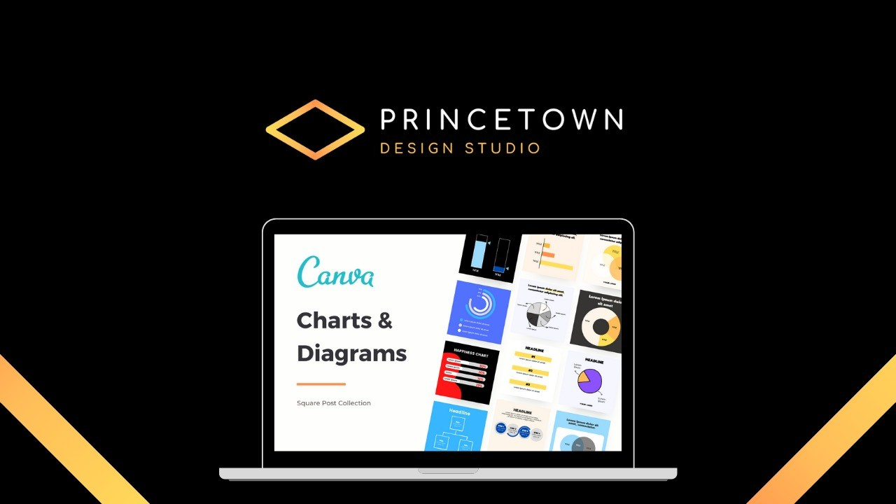 AppSumo Deal for Canva Template – Charts & Diagrams