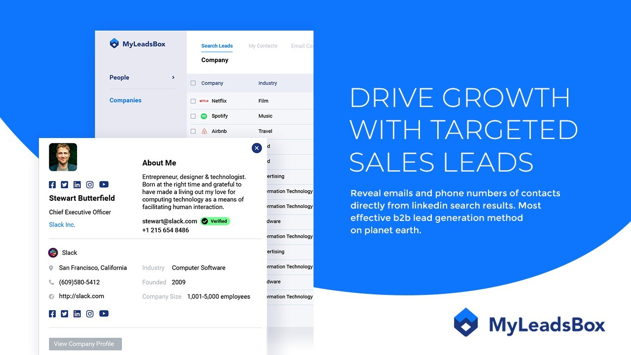 AppSumo Deal for Generate B2B Leads