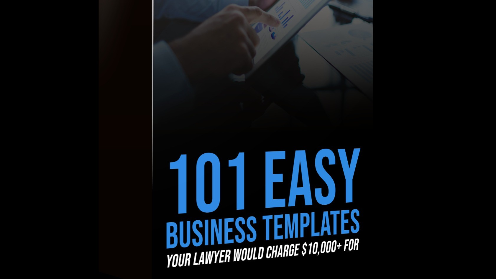AppSumo Deal for 101 Easy Business Templates Your Lawyer Would Charge $10,000+ For