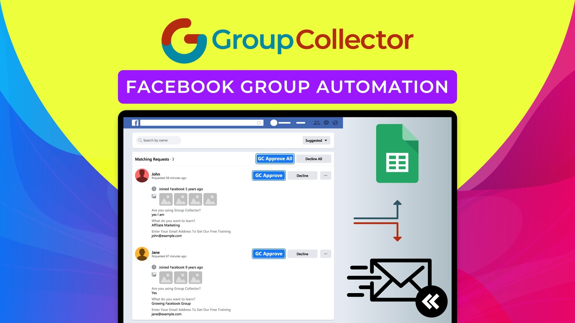 AppSumo Deal for Group Collector - Plus Exclusive