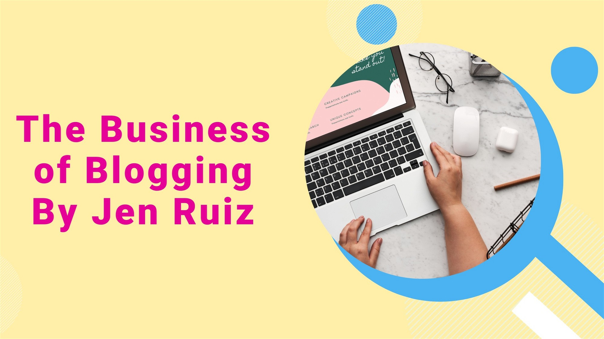 AppSumo Deal for The Business of Blogging: How to Build and Monetize a Blog