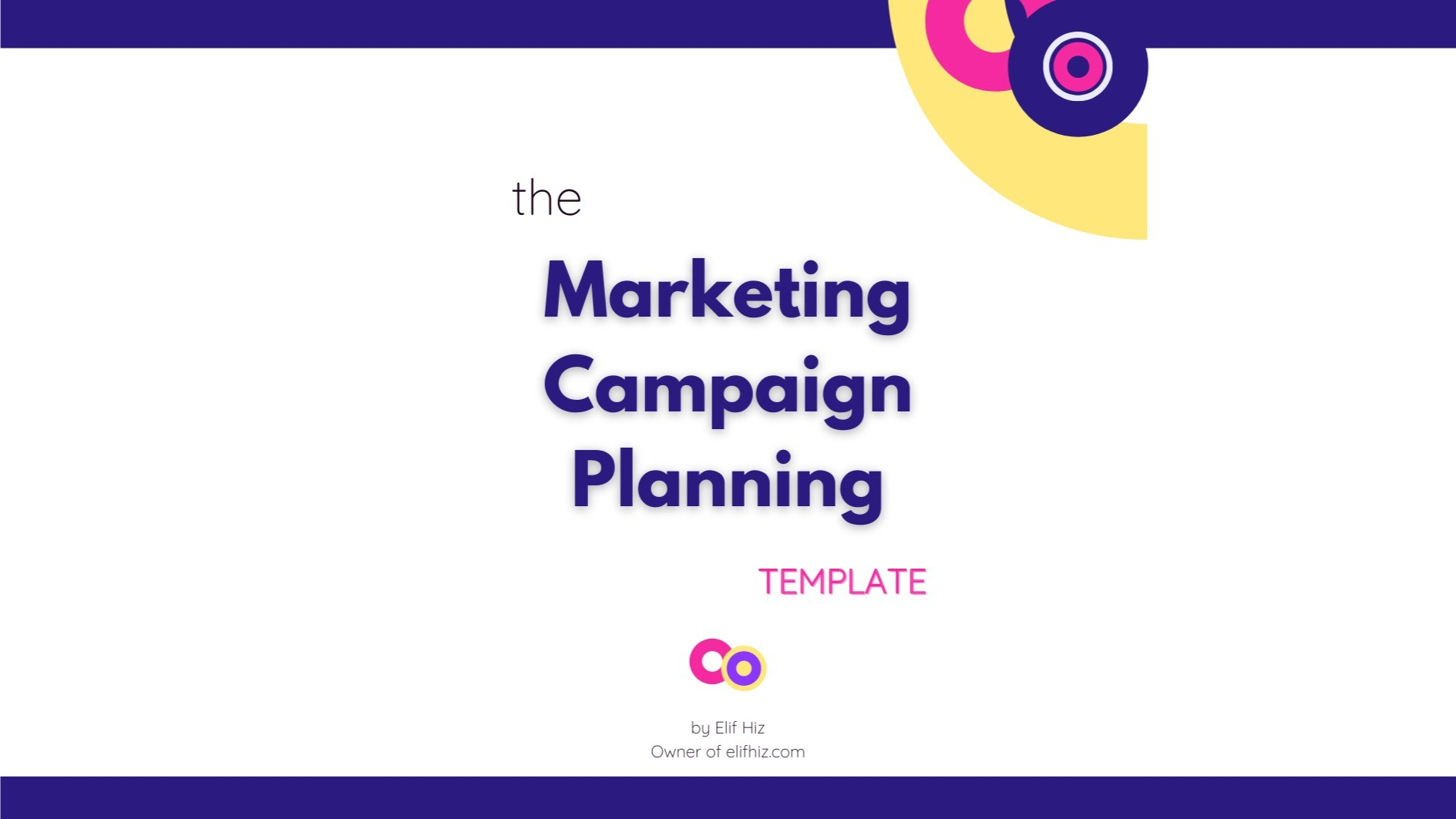 AppSumo Deal for Marketing Campaign Planning Template