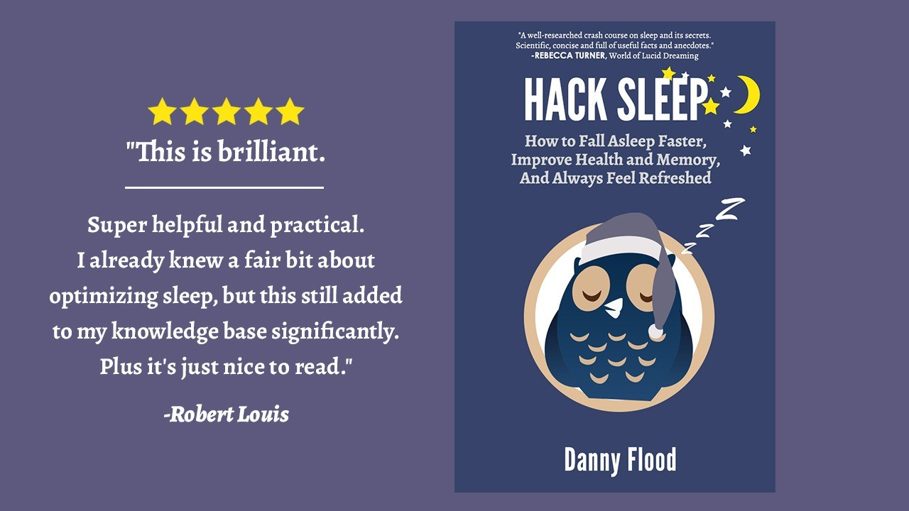 AppSumo Deal for Hack Sleep: How to Fall Asleep Faster, Improve Health and Memory, And Always Feel Refreshed
