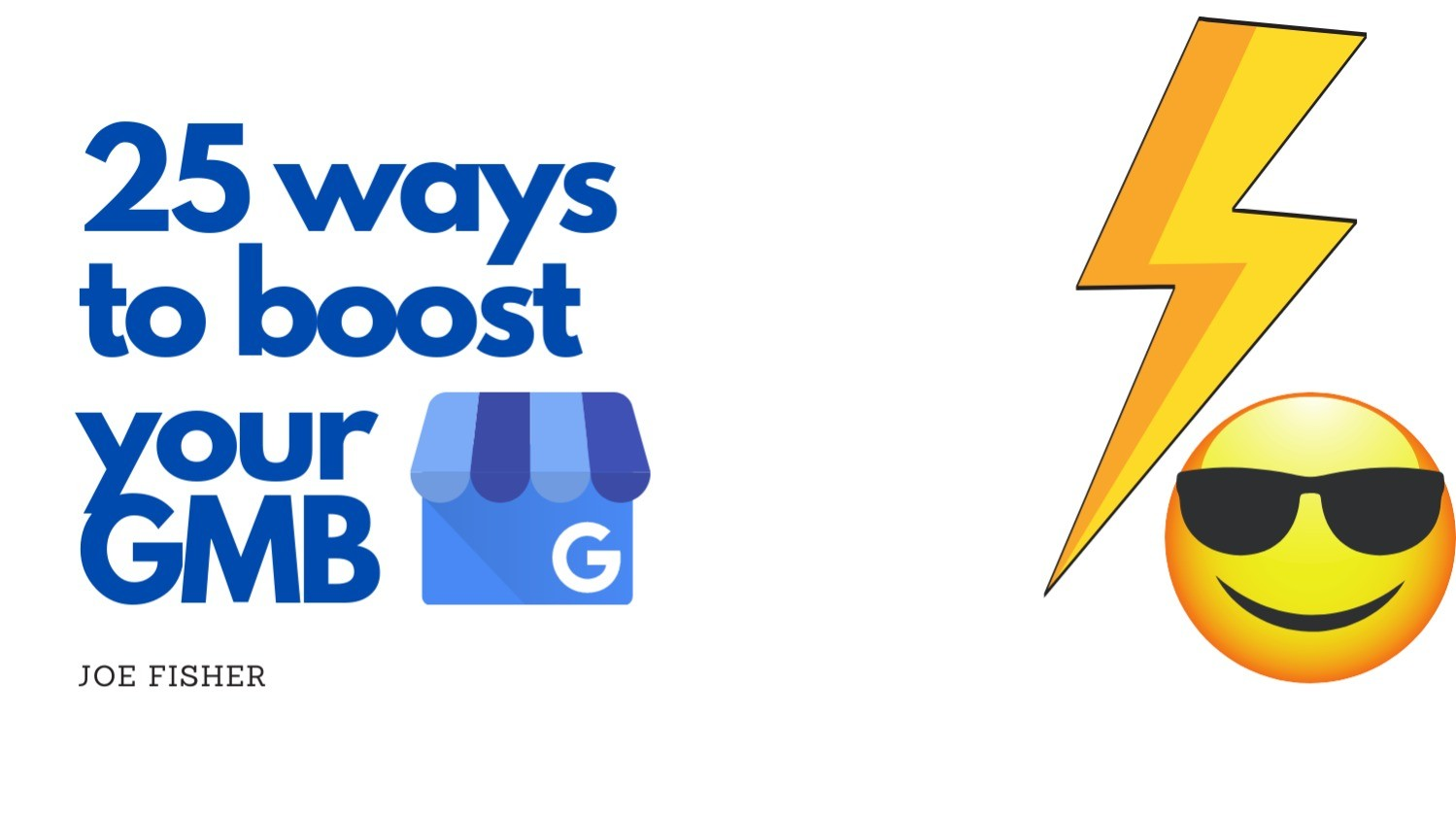 AppSumo Deal for 25 Ways to Boost Your Google My Business Listing