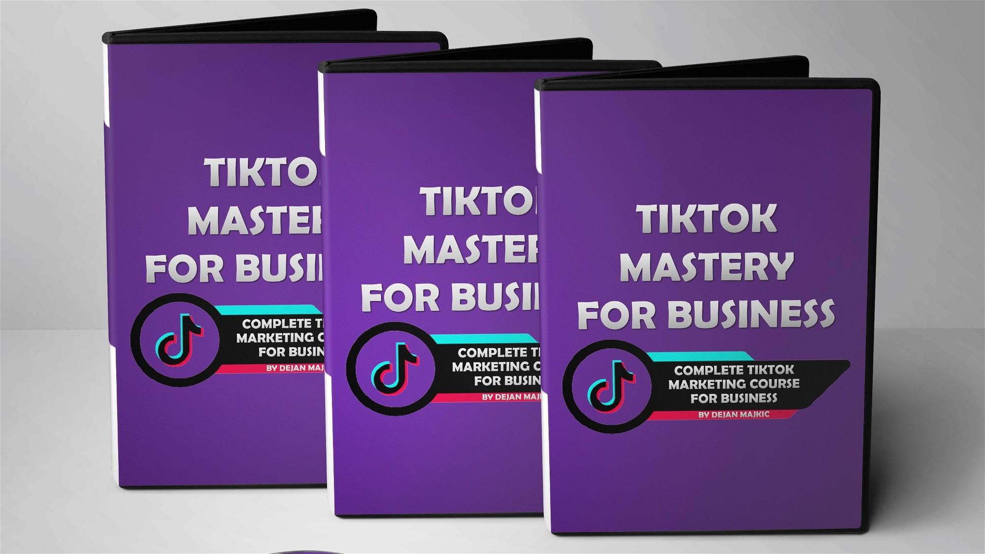 AppSumo Deal for TikTok Mastery for Business