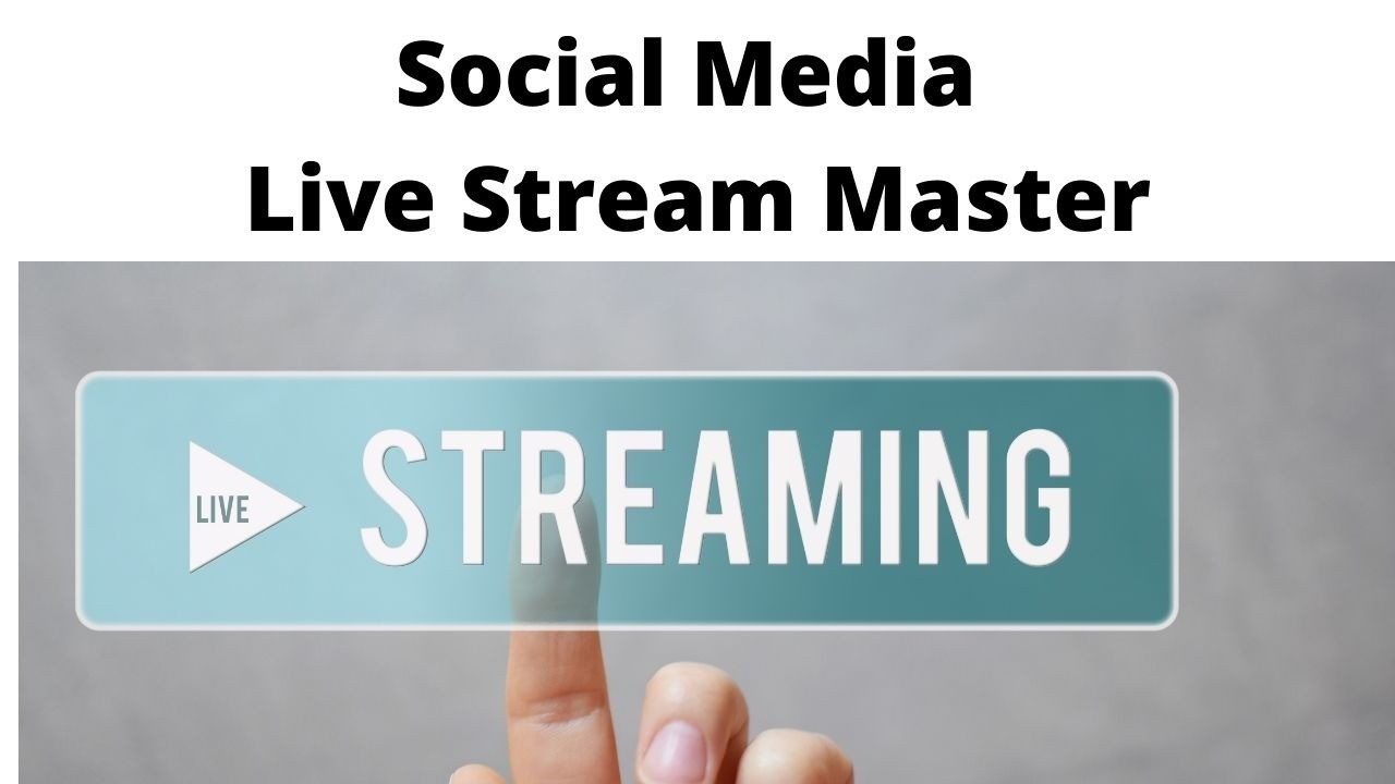 AppSumo Deal for Social Media Livestream Master