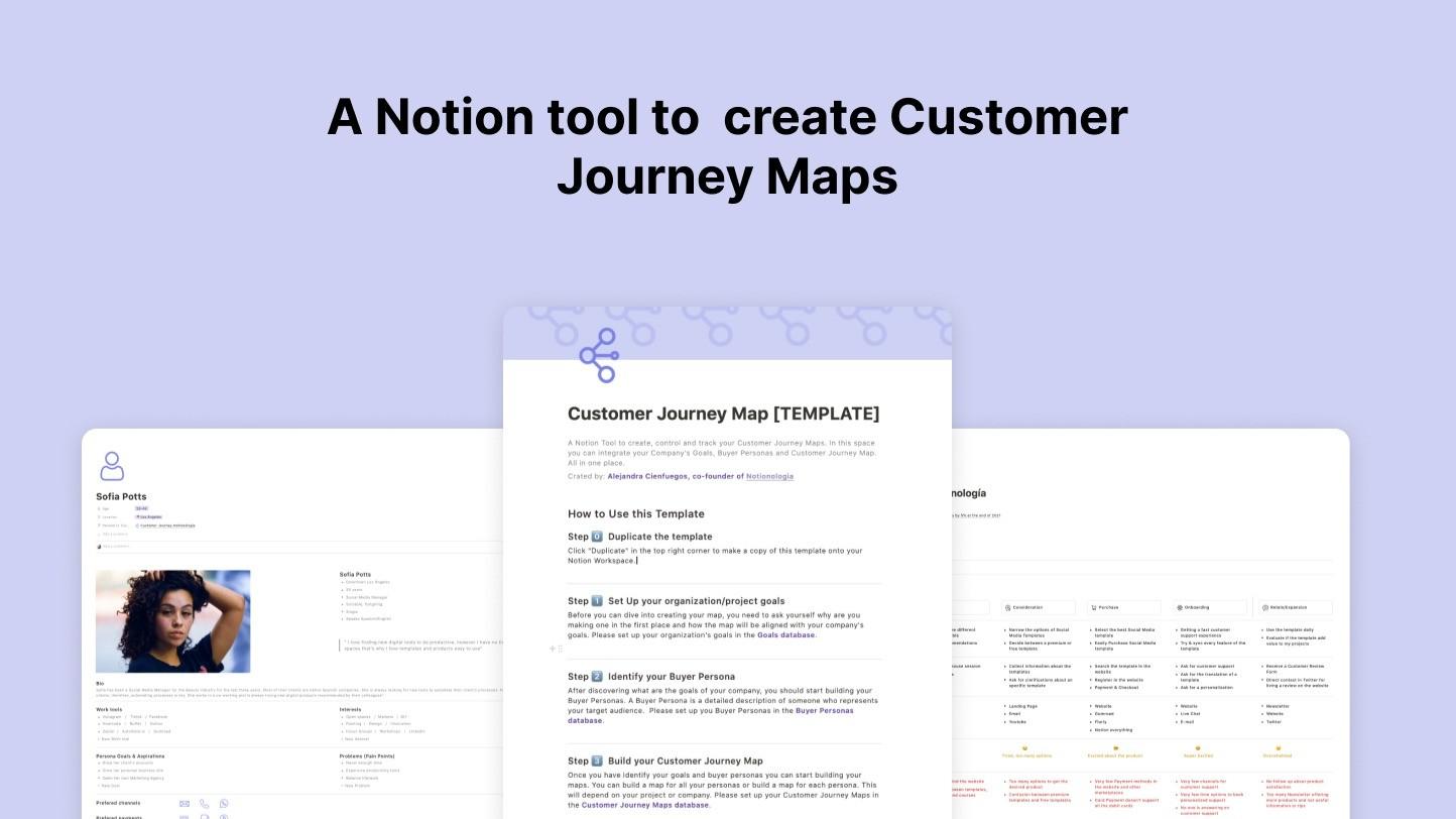 AppSumo Deal for Customer Journey Map