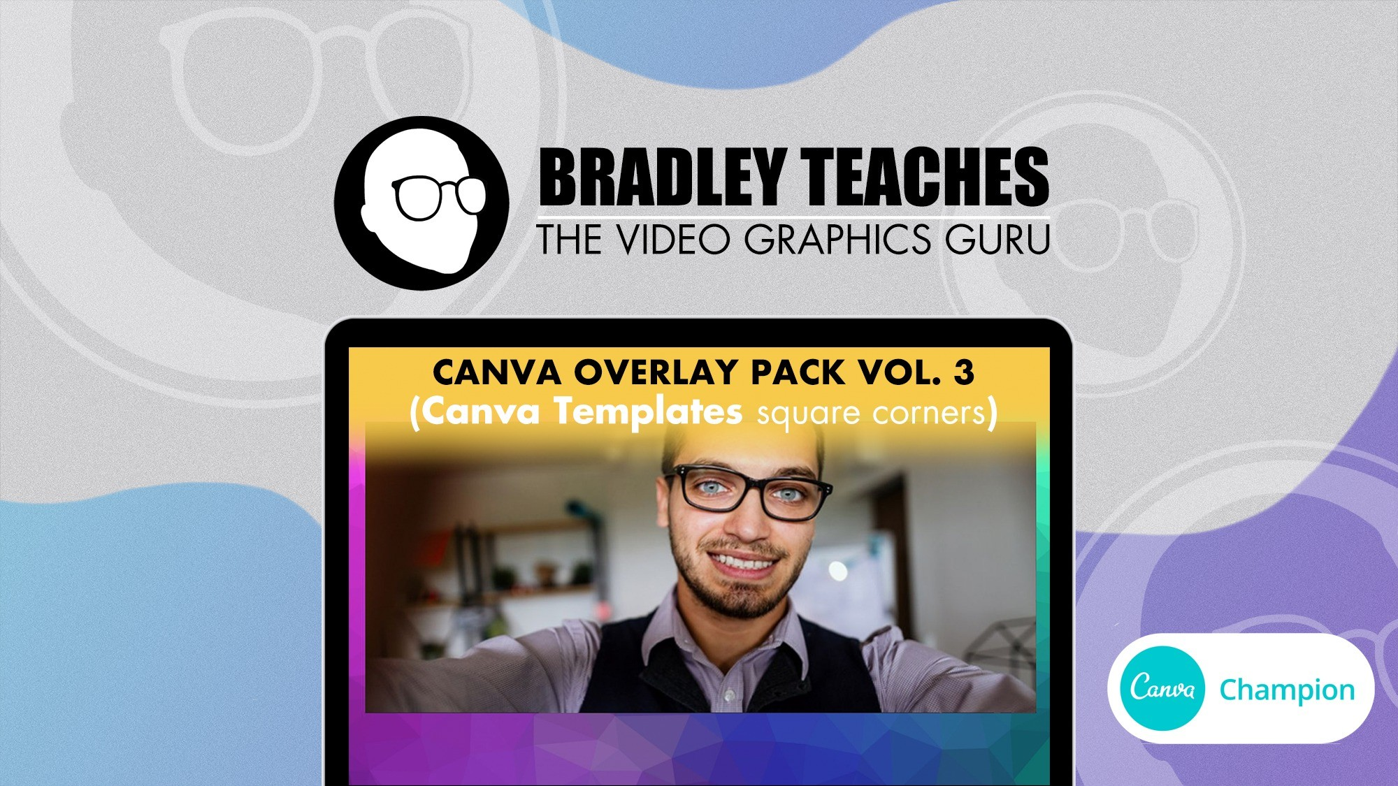 AppSumo Deal for Overlay Pack - Canva Templates Vol. 3