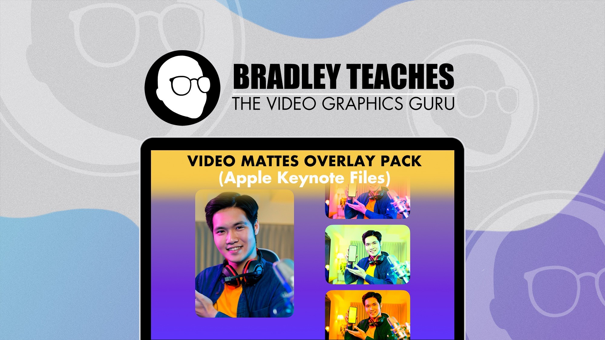 AppSumo Deal for Video Mattes Overlay Pack