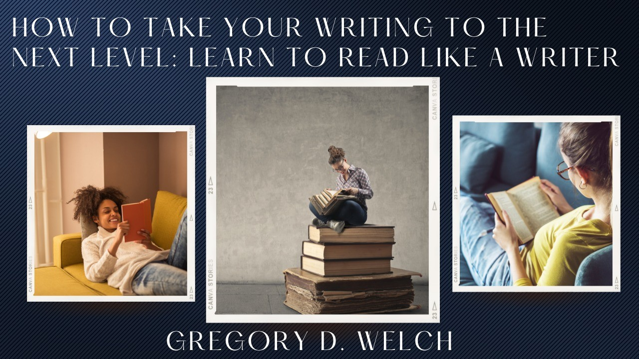 AppSumo Deal for How to Take Your Writing to the Next Level: Learn to Read Like a Writer