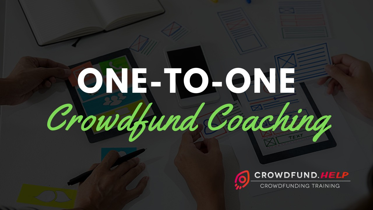 AppSumo Deal for One-To-One Crowdfund Coaching
