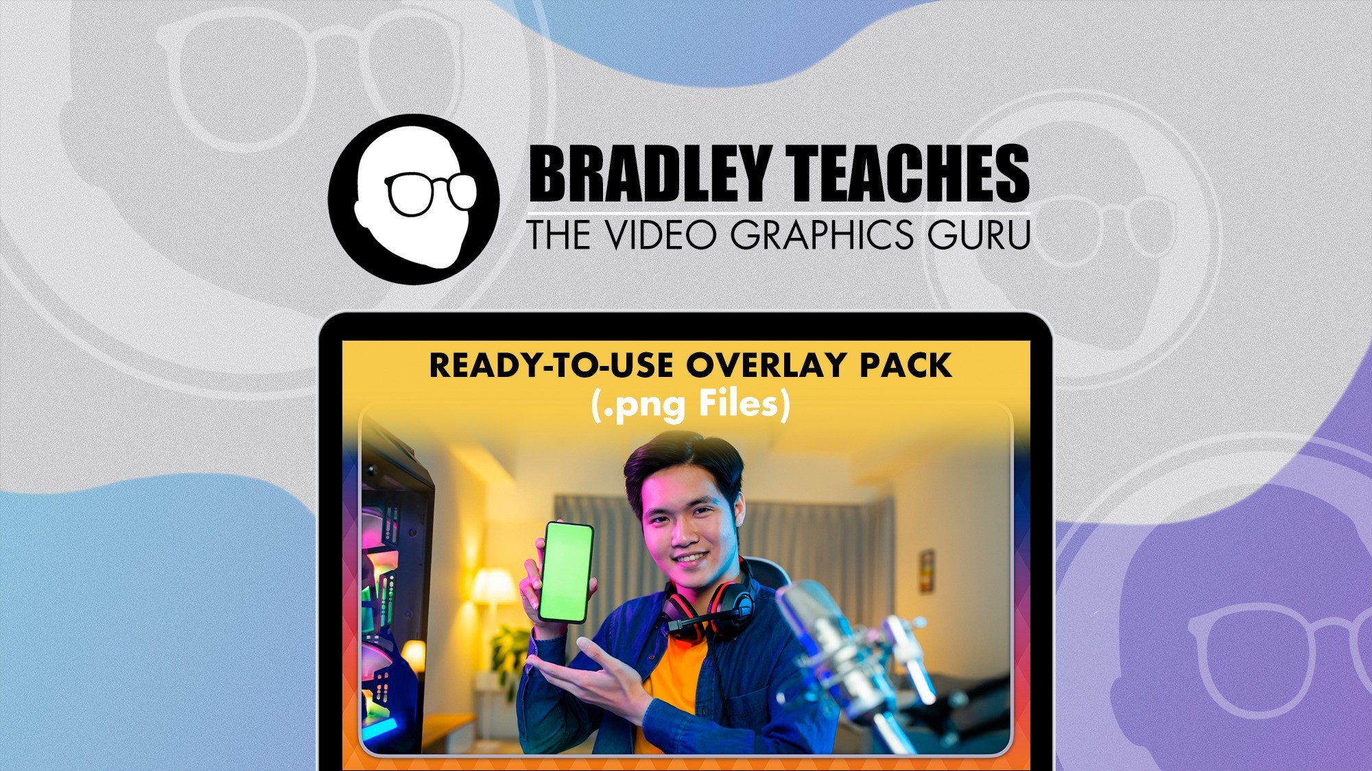 """AppSumo Deal for Ready-to-Use Overlay Pack- """"Pointed Fade"""""""