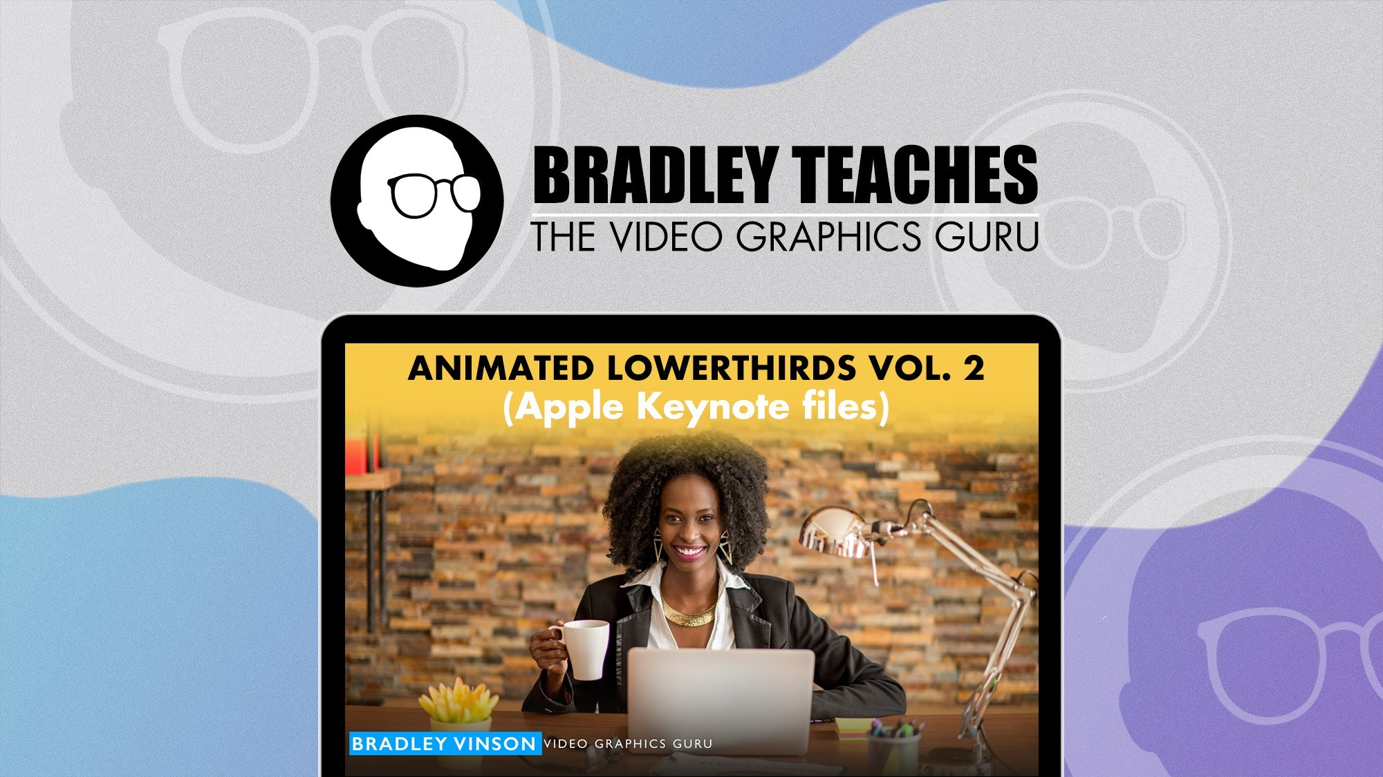 AppSumo Deal for Animated Lower Thirds Vol. 2