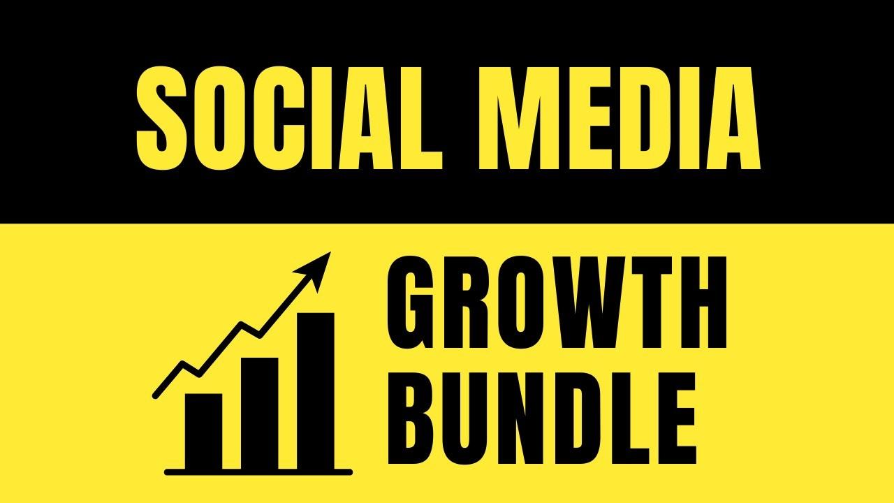 AppSumo Deal for Social Media Growth Hacking PDF Bundle