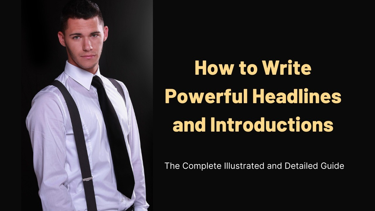 AppSumo Deal for How to Write Powerful Headlines and Introductions