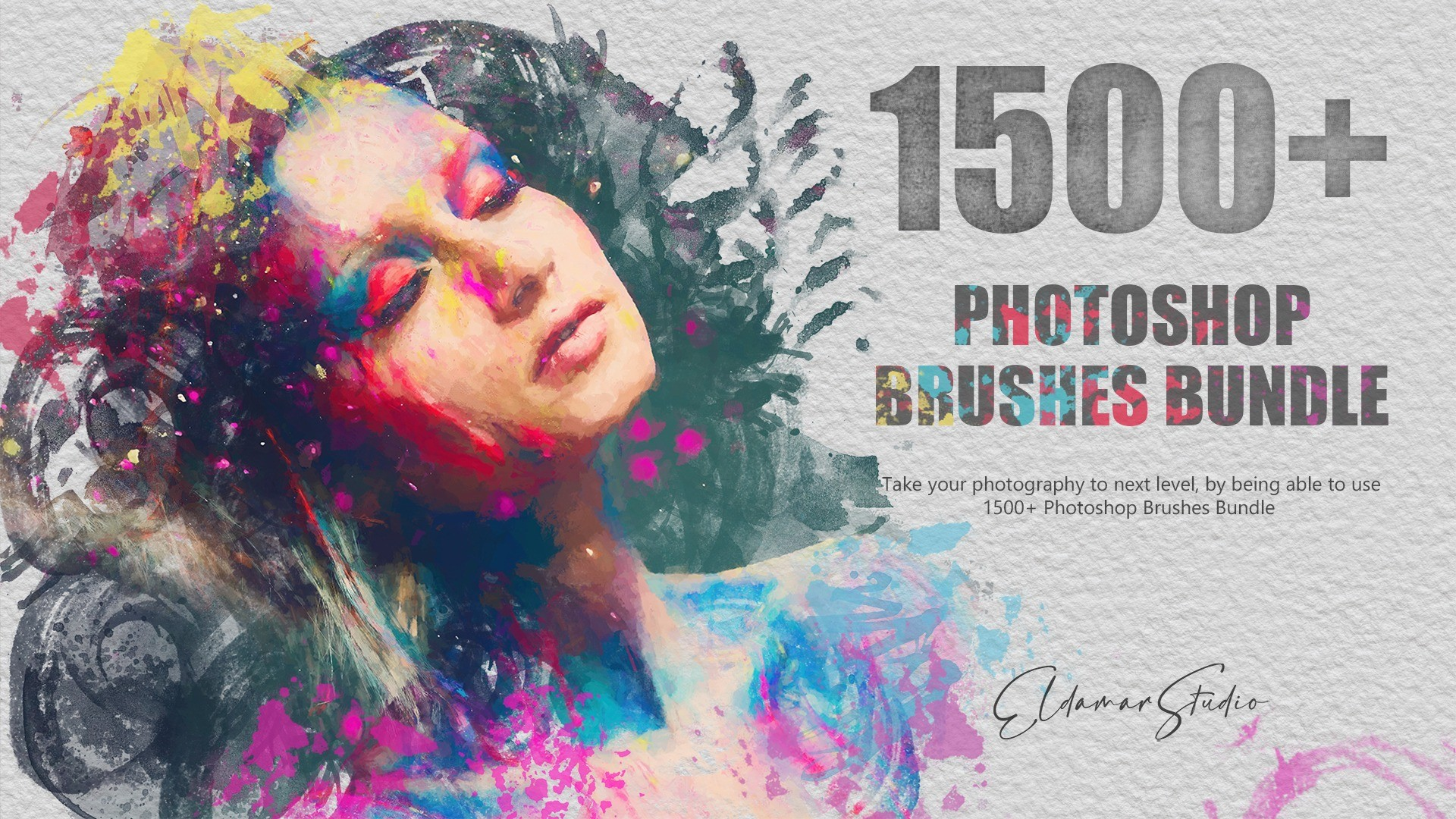 AppSumo Deal for 1500+ Photoshop Brushes Bundle