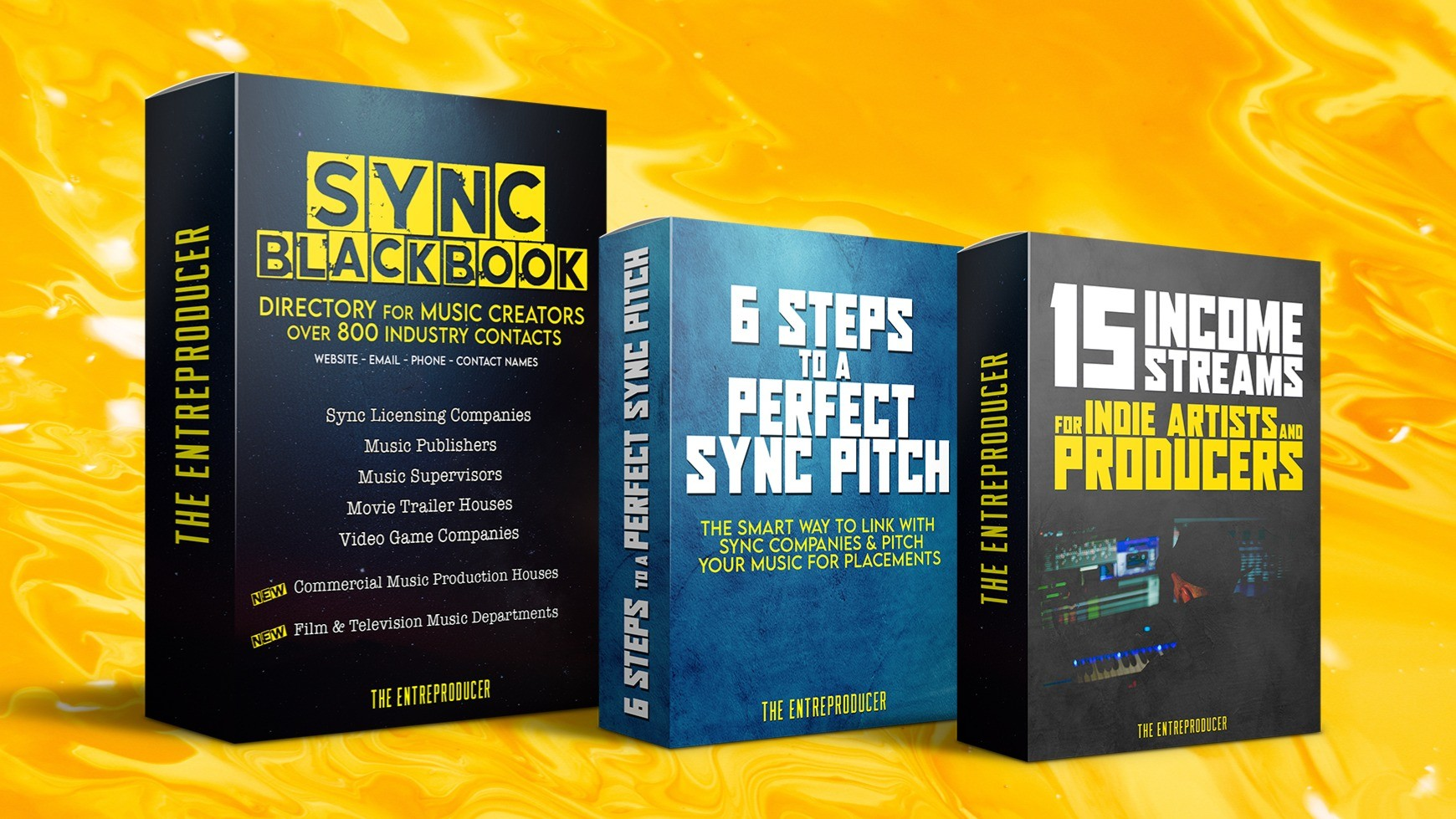 AppSumo Deal for Break Into Sync Licensing - Music Directory & Pitching Guide