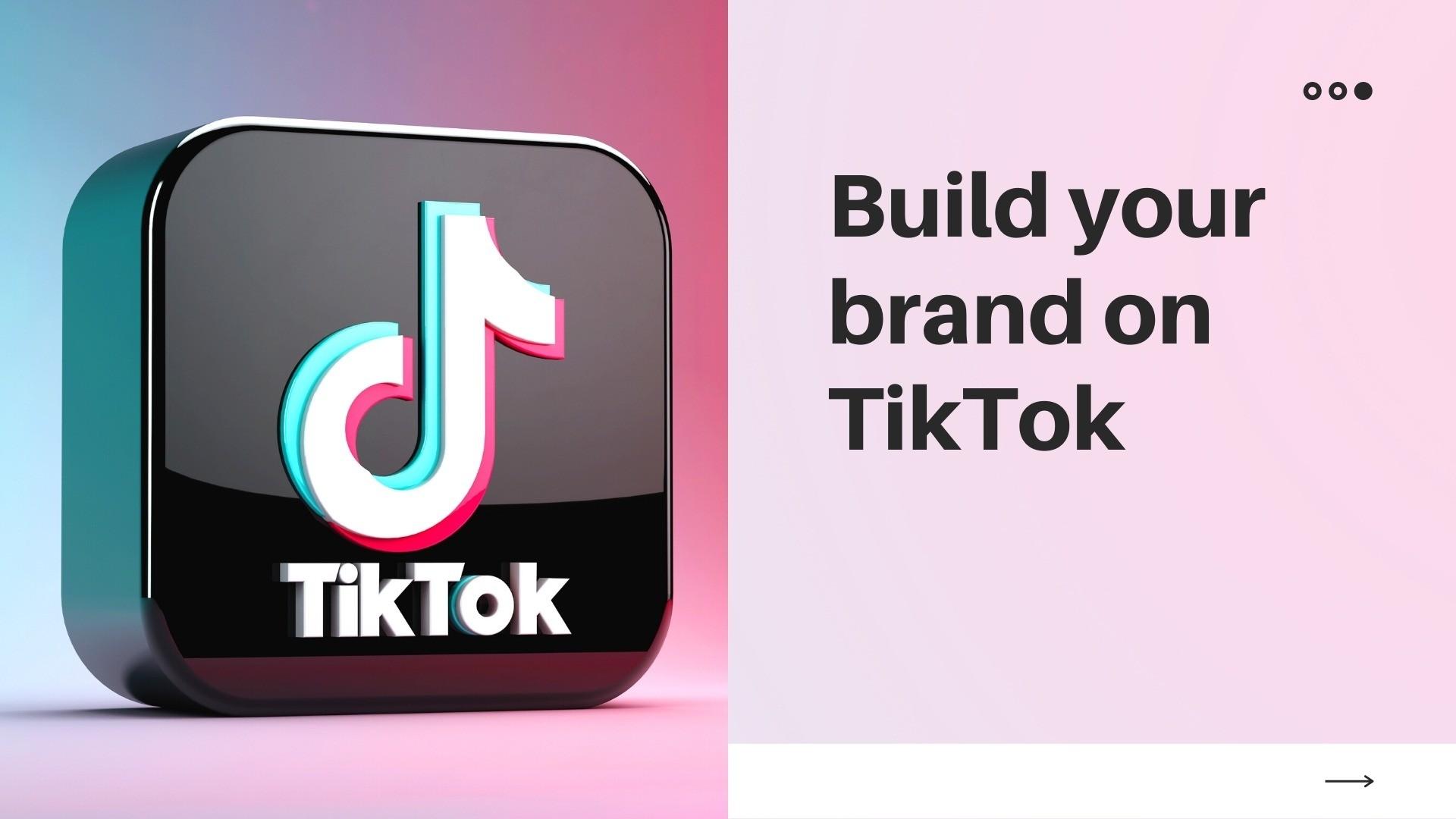 AppSumo Deal for Build Your Brand on TikTok