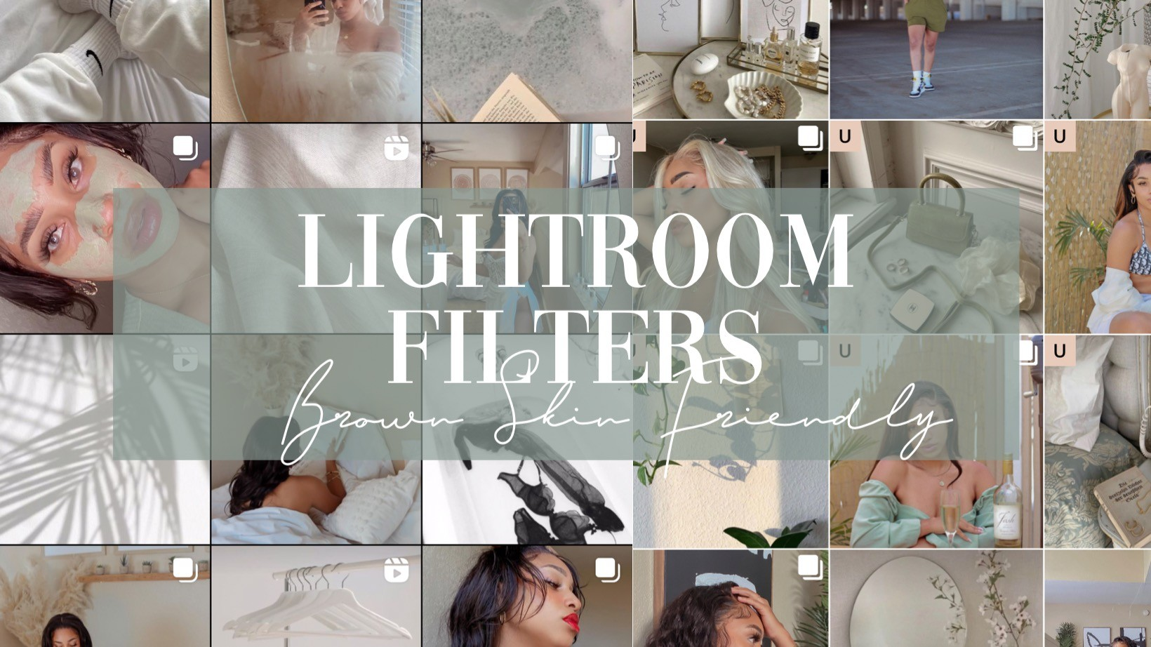 AppSumo Deal for Chocolate Light Room Filters Pack