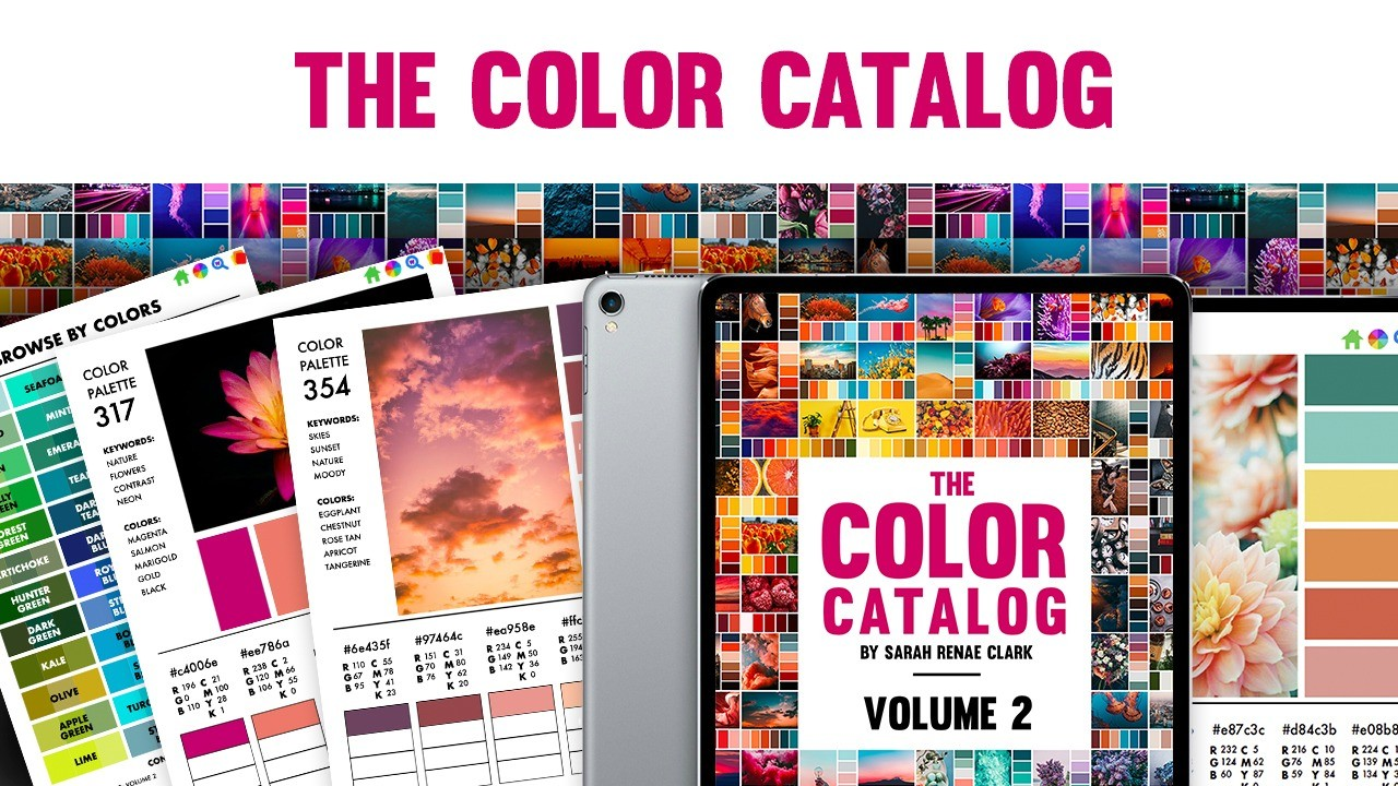 AppSumo Deal for The Color Catalog