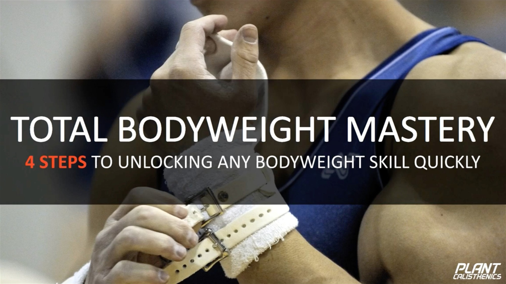 AppSumo Deal for Total Bodyweight Mastery Masterclass: 4 Steps To Unlock ANY Bodyweight Skill