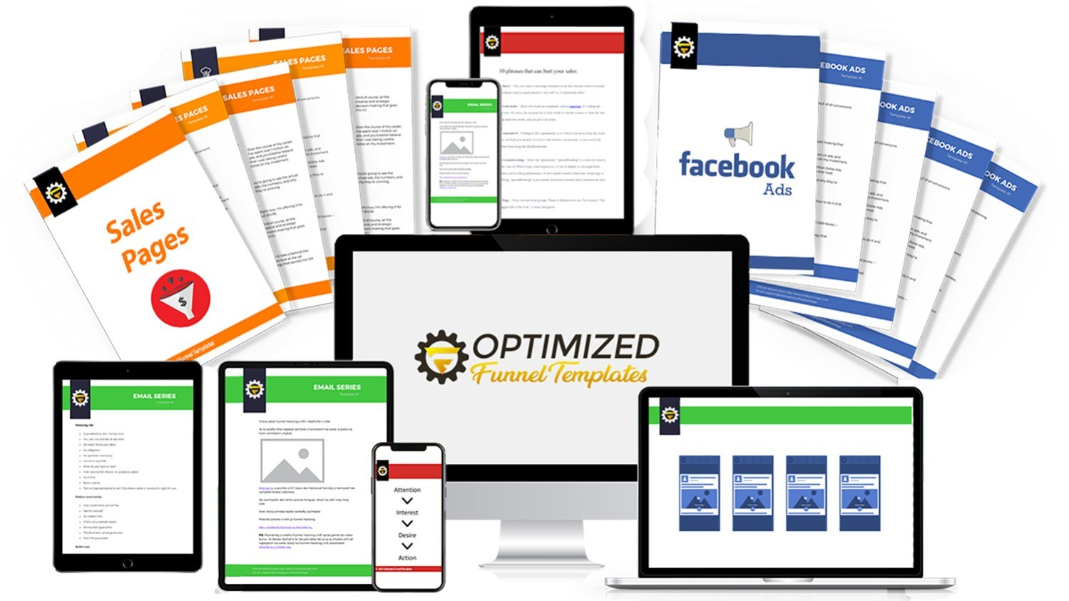 AppSumo Deal for Optimized Funnel Templates