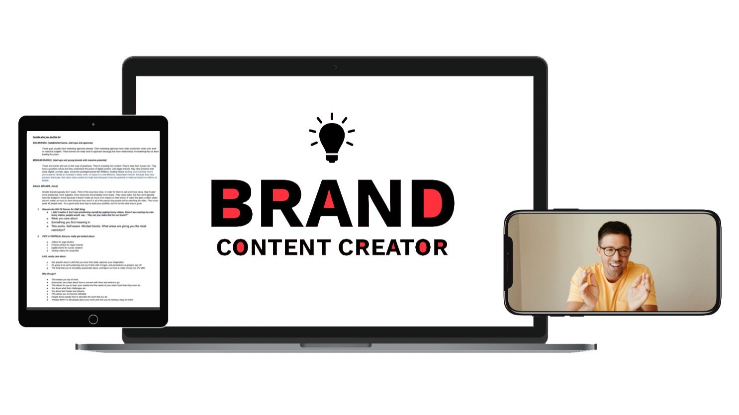 AppSumo Deal for Create Content For Brands (Mini-Course)