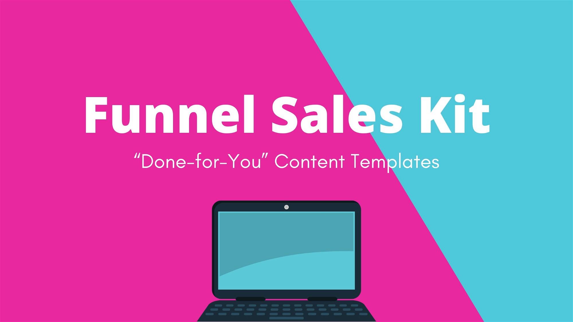 AppSumo Deal for Funnel Sales Kit