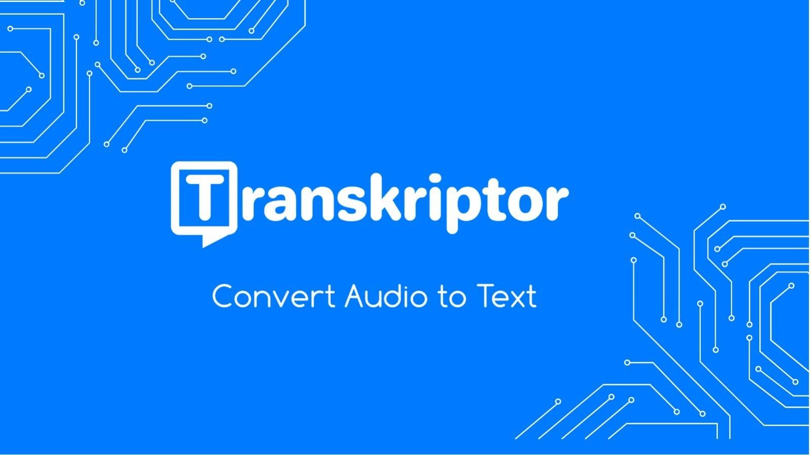 AppSumo Deal for Transkriptor -  Lite