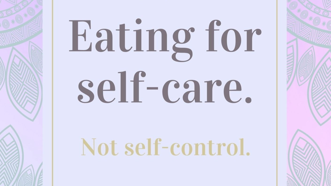 AppSumo Deal for Eating For Self-Care, Not Self-Control