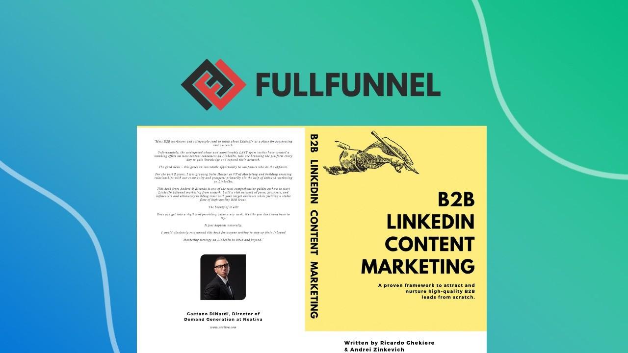 AppSumo Deal for B2B LinkedIn Content Marketing