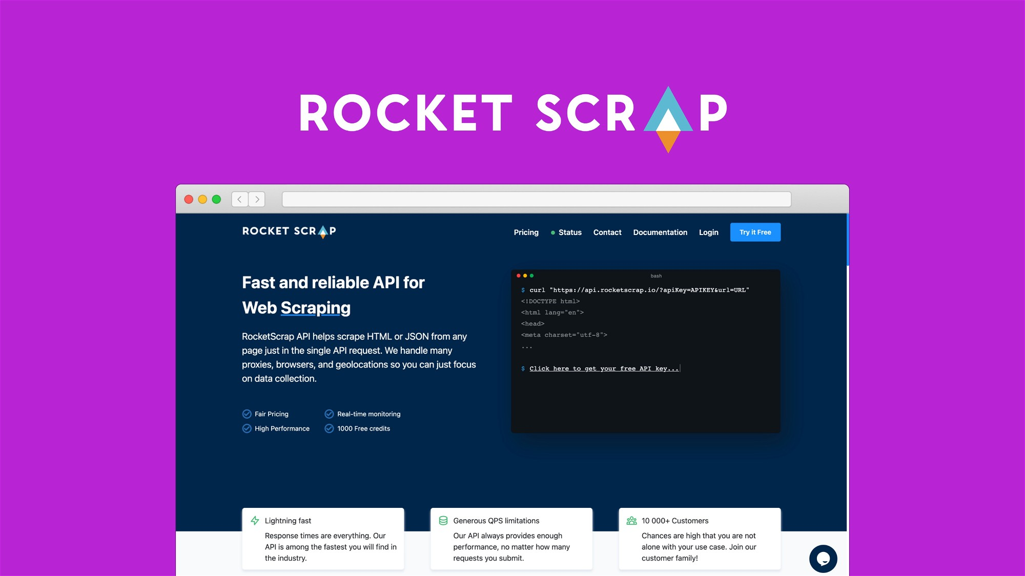 AppSumo Deal for RocketScrap