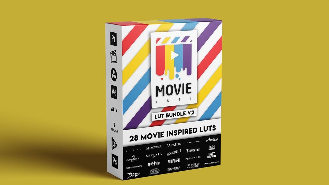 AppSumo Deal for Movie LUTs Bundle V2