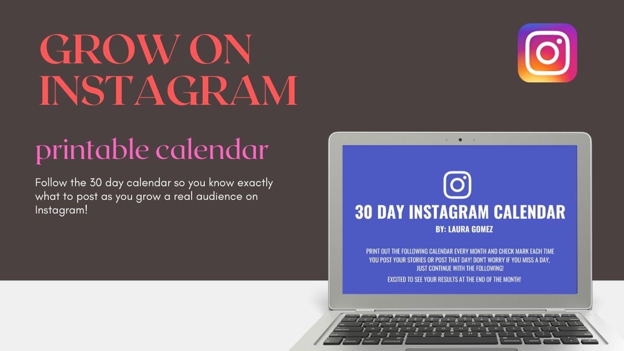 AppSumo Deal for 30 Day Instagram Posting Blueprint