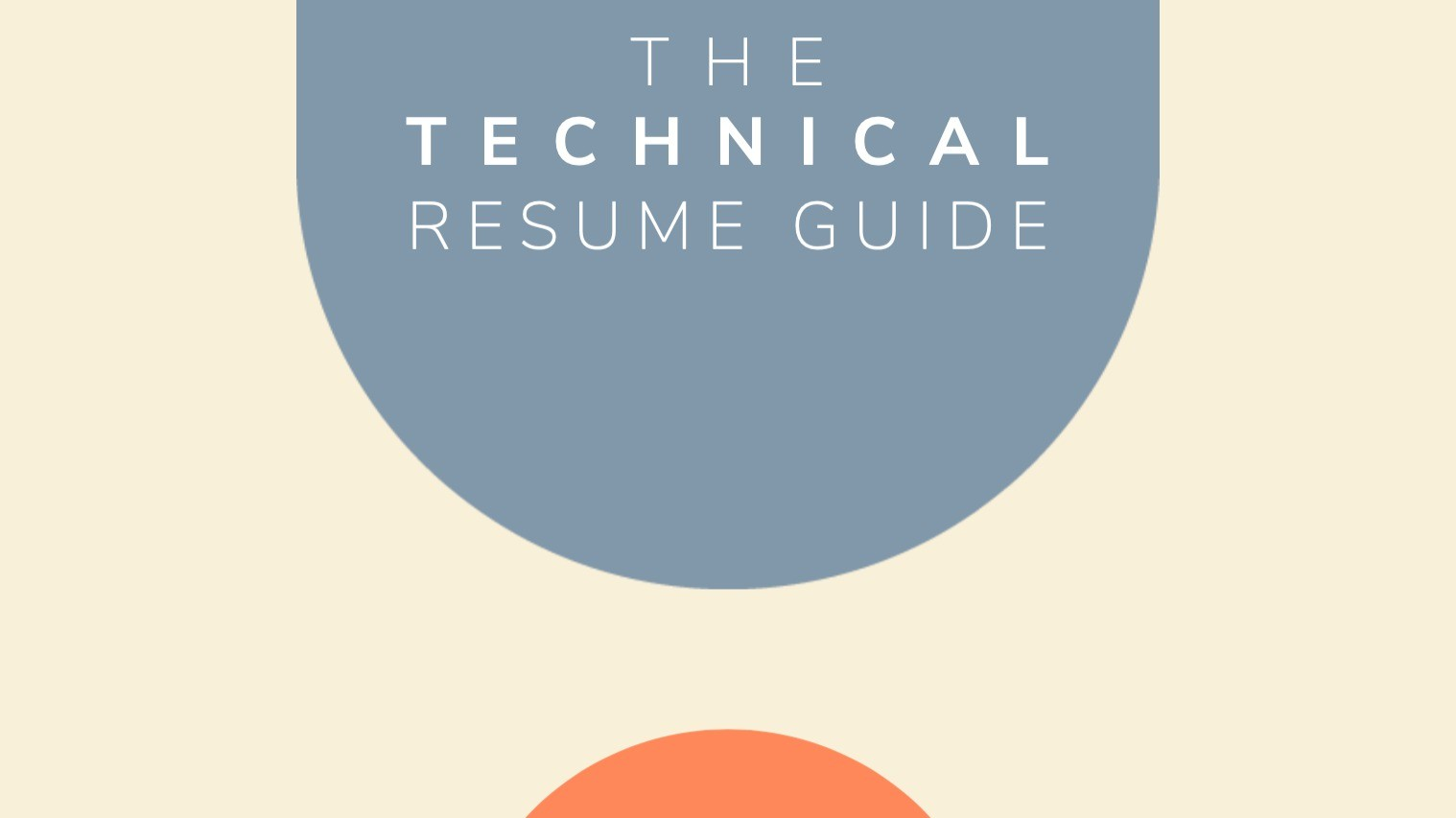 AppSumo Deal for Technical Resume Guide for Software Engineers