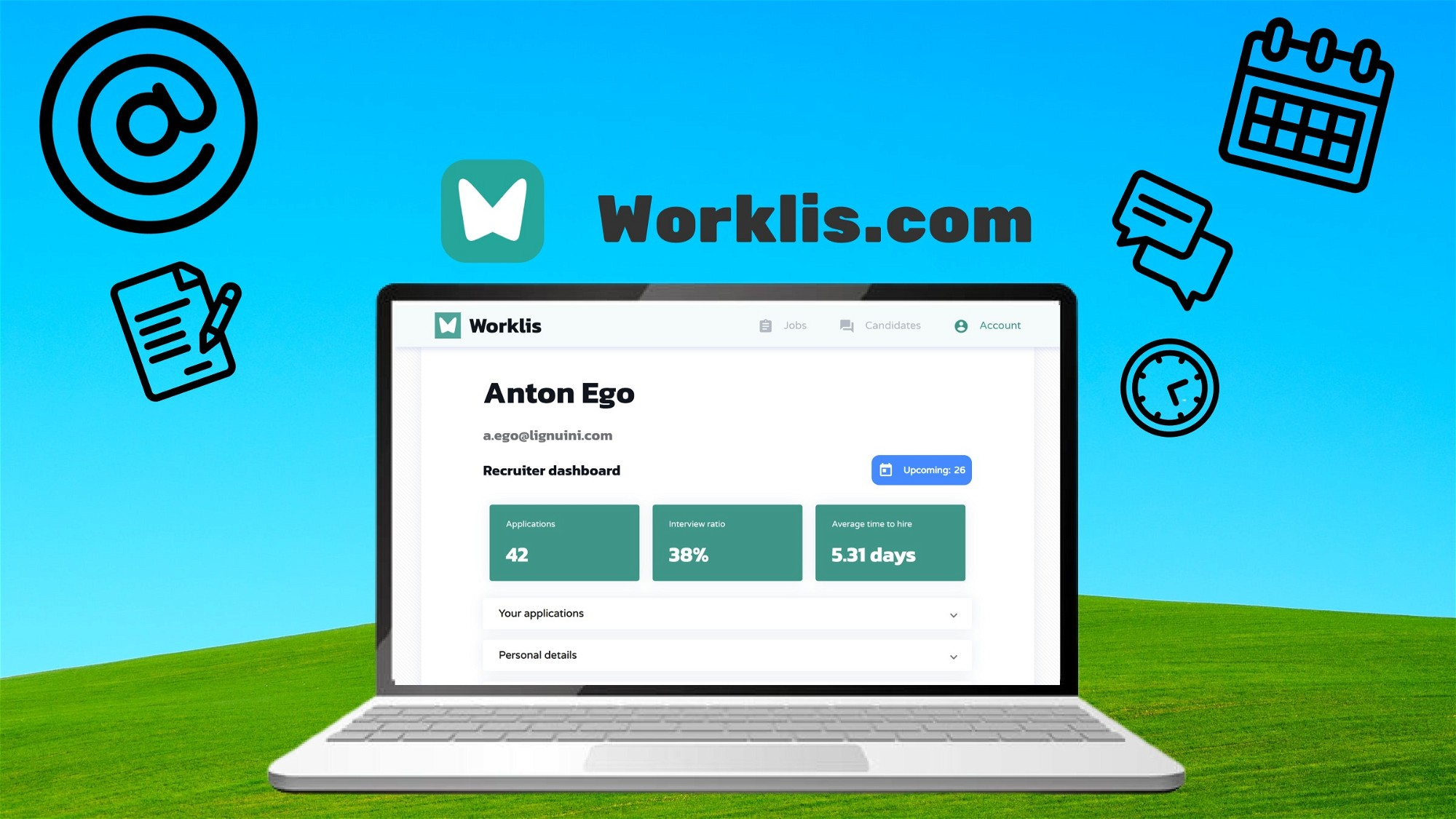 AppSumo Deal for Your jobs with Worklis